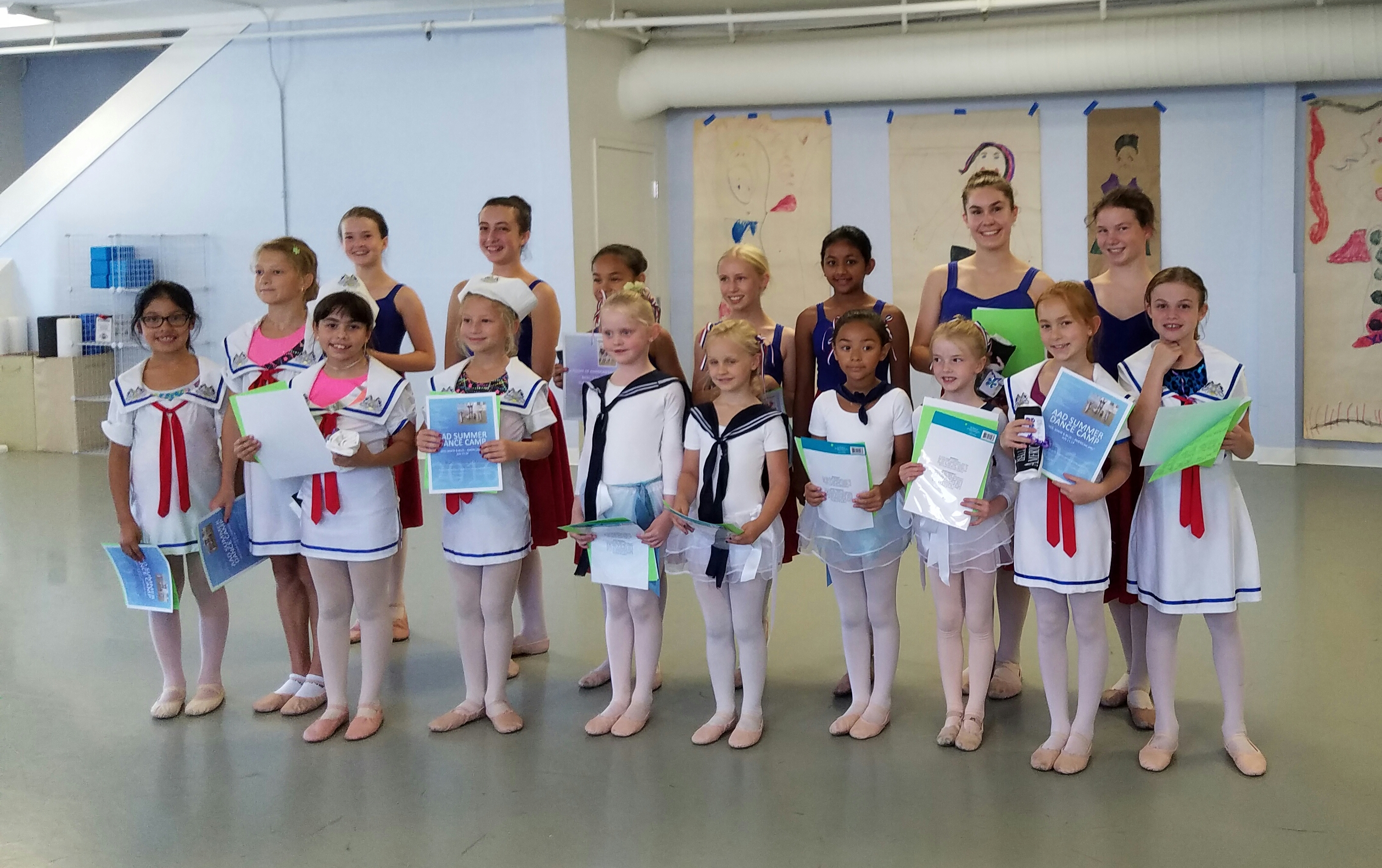 American Girl Dance Camp