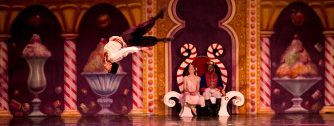2012 Nutcracker Ballet - Russian Scene - Ballet America - Fox Theatre - Redwood City