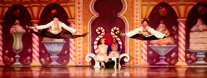 2013 Nutcracker Ballet - Russian Scene - Ballet America - Fox Theatre - Redwood City
