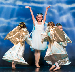 2014 Nutcracker Ballet - Sage Leland - Ballet America - Fox Theatre - Redwood City
