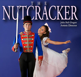 Nutcracker Ballet - Ballet America - Fox Theatre - Redwood City