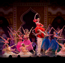 2012 Nutcracker Ballet - Allegra Mangione - Ballet America - Fox Theatre - Redwood City